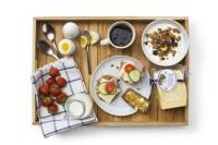Frukostkasse gratis på Middagsfrid