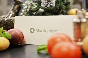 Presentkort Matkomfort