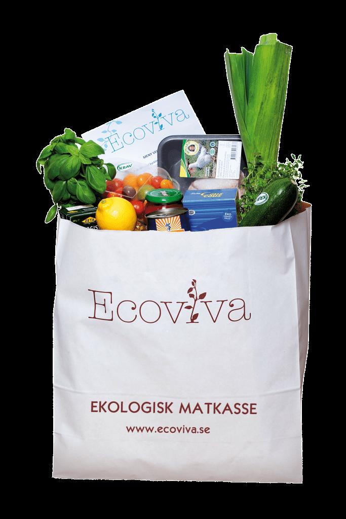 Bild Ecoviva ekologisk matkasse