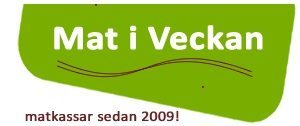 Mat i Veckan Logo