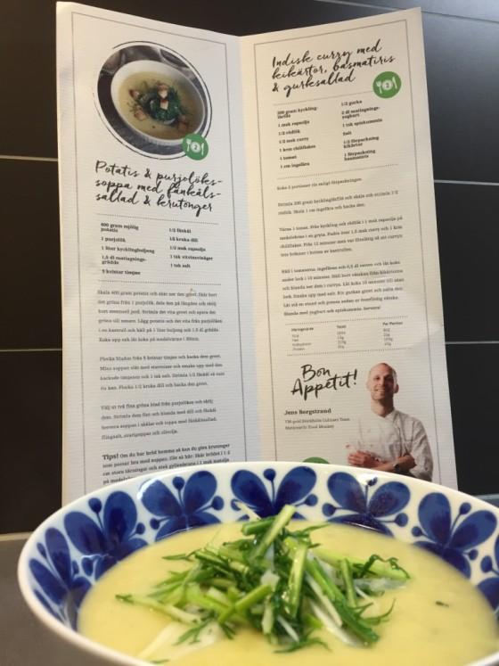 soppa och recept
